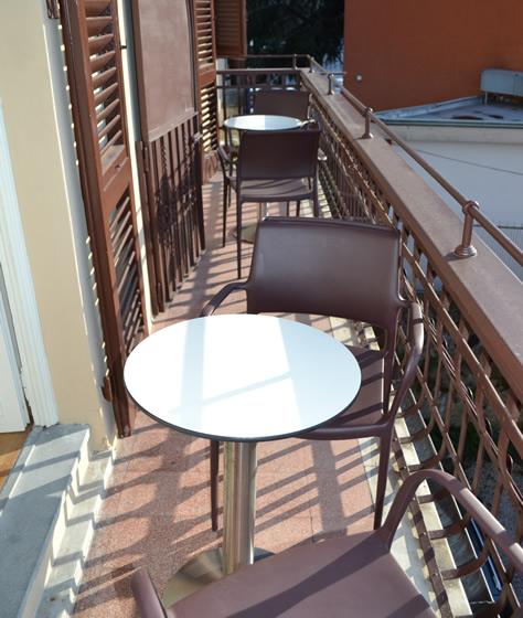 terrazza-camera